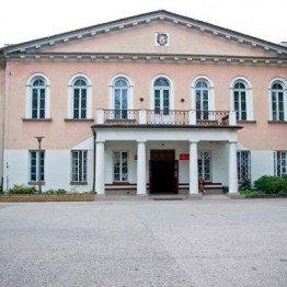 Przepompownia ścieków w VI LO w Białymstoku