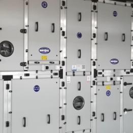 Centrale wentylacyjne – Aero Gearbox w Ropczycach