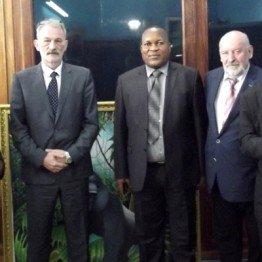 Druga wizyta polskiej delegacji w Kongo