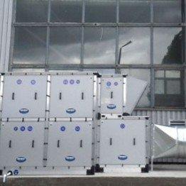 Centrala wentylacyjna – H.K. Produkcyjny Ośrodek Maszynowy
