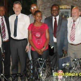 Pierwsza wizyta polskiej delegacji w Kongo