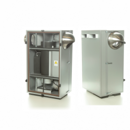 System wentylacji mieszkań VENA Box / Lux