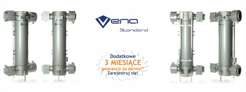 Rekuperatory VENA Standard