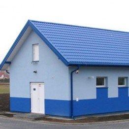 Stacja uzdatniania wody w m. Nur