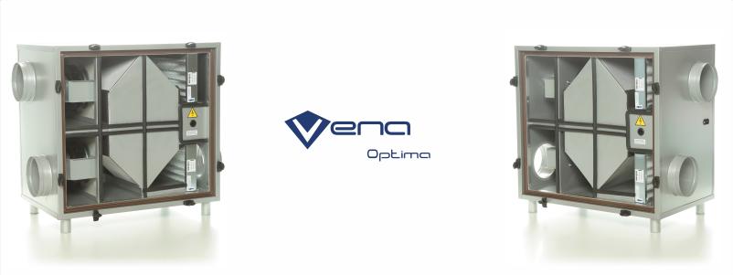 Rekuperatory VENA Optima