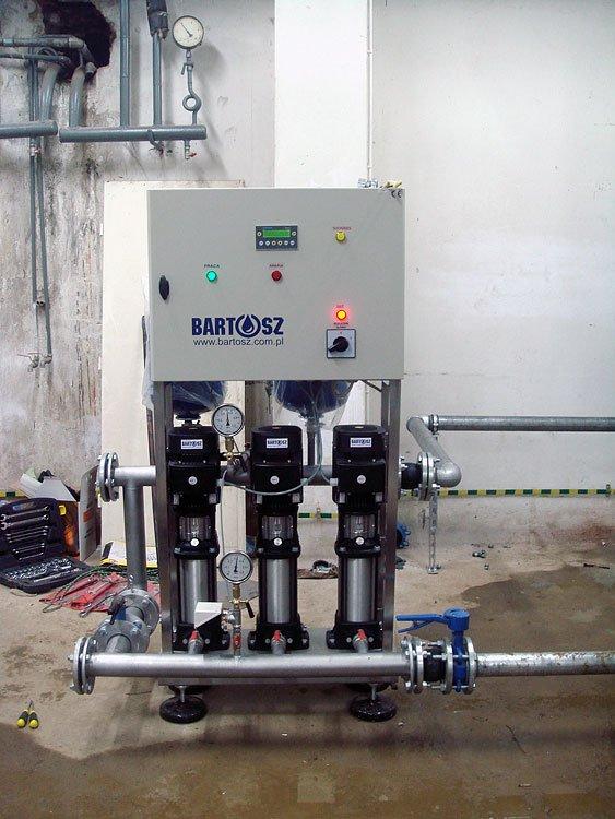 Tylko na zewnątrz Zestawy hydroforowe - Bartosz Sp. J. HQ81
