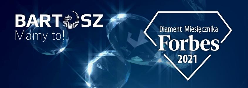 Otrzymaliśmy Diament Forbesa 2021!