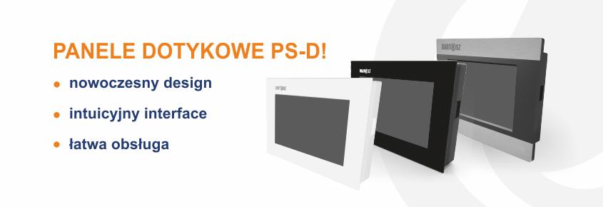 Nowa wersja oprogramowania paneli dotykowych – v.1.12-R14