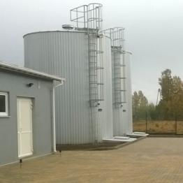 Stacja uzdatniania wody w Dziadkowicach