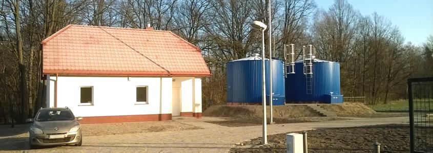 Kolejne realizacje: stacje uzdatniania wody