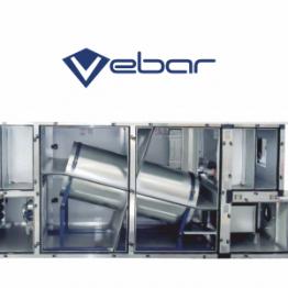 Przemysłowe centrale wentylacyjne VEBAR