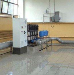 Modernizacja pompowni wody III stopnia – Garwolin