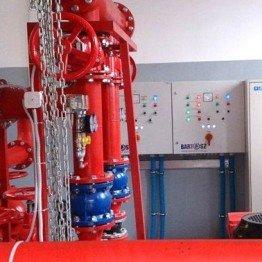 Pompownia hydrantowa – firma z branży chemicznej w Inowrocławiu