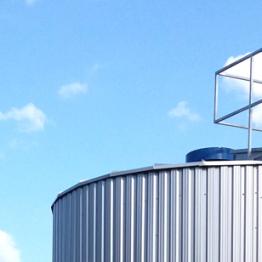 Kontenerowa przepompownia wody w Przemyślu