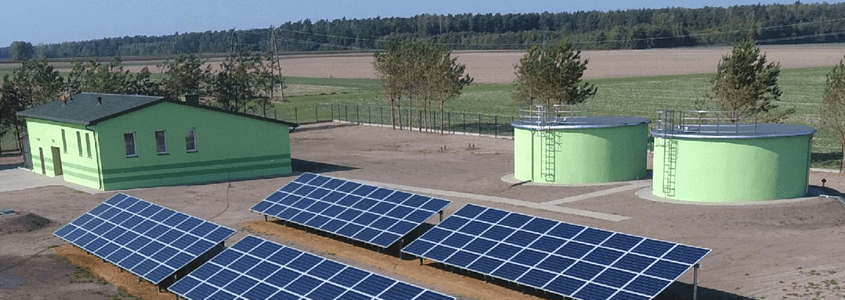 Zakończone realizacje: dwie stacje uzdatniania wody