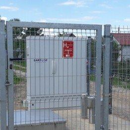 Tłocznia ścieków ul. Rolna w Białymstoku