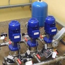 Zestaw hydroforowy – Wodociągi Białostockie