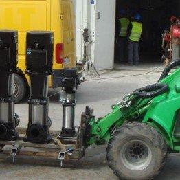 Modernizacja przepompowni wody – Grajewo